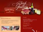 BUON ITALIA - ITALIENISCHE SPEZIALITÄTEN - das italienische Lebensmittelgeschäft mit Feinkost, Paste