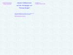 Thomas Burgers Homepage