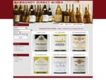 Burgundy Direct Wine Merchants