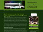 Toronto Limo Service | Toronto Limousine Service - Toronto Limos Service
