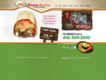 Burrito Burrito, That Was Awesome! The healthy alternative to traditional fast foods.