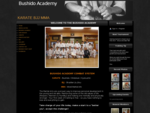 HOME - Bushido Academy