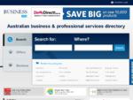 Business Directory Australia | Business.com.au Directories