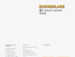 Hem | www. bussbolaget. se