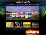 Hire A Bus For A Party In Perth - Bust a Move