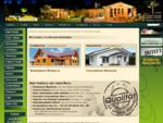 Blockhaus - Exklusive Blockhaeuser von Butenas