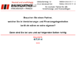 Baumgartner Co GmbH - Versicherungen Finanzen