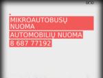 BVPG. lt | Mikroautobusų ir automobilių nuoma