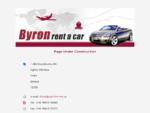 Byron Rent A Car - Travel Agency, Greece, Crete, Aghios Nikolaos - About Us