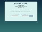 Cabinet Brygier, agence immobilière sur le Cannet - Consultation des comptes