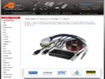 Cable-Shop. Gr | Audio Video - Data Cables | Converters