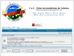 C. A. C - Clube Aeromodelismo de Coimbra Índice