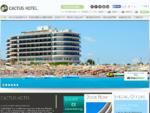 Ξενοδοχείο Ρόδος - 3 αστέρων κοντά στην πόλη της Ρόδου | Cactus Hotel