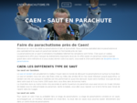 Caen-parachutisme. fr - Accueil - caen-parachutisme. fr