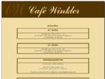 Cafe-Winkler Maria Schmolln