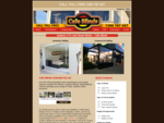 Outdoor Shade Blinds - PVC Blinds - Awnings | Caf� Blinds Australia