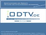 ODTV-VERTRIEB.de - Vertrieb von NESCAFEKaffeeautomaten und Automaten-Füllprodukten,