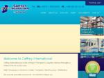 Brian Caffery International Ireland