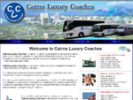 Bus Hire Cairns Coach Charter Tours - Cairns Luxury Coaches