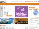 CAI Viajes - Ofertas de vacaciones, esquí, playas, hoteles y fines de semana