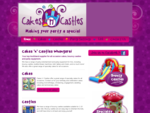 Bouncy Castles | Specialty Cakes | Cakes and Castles | Whangarei