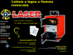 Caldaie a legna - Laser di Ghigo - Costruzione caldaie a legna a fiamma rovesciata - Saluzzo - ...