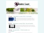 Calendario Lunare 2013 - Fasi lunari, segni e benefici