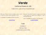 Verde - California Flowers Gift