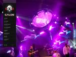 Calos | Osvetlenie a ozvučenie eventov