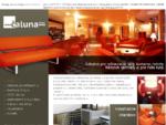 Nábytok pre reštaurácie, bary, kaviarne, hotely | Čaluna, Rajec