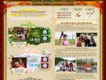 Детский отдых и детский лагерь в Подмосковье и за границей, путевки в детские лагеря отдыха