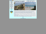 Camping Acrogiali, Greece, Epirus, Camping and Caravaning in Greece. Greek Campings. Camping in ...