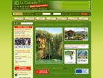 Détente et découverte au Camping de la Cascade, au bord du Tarn dans le sud Aveyron. Vous trou...