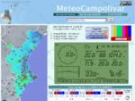 Estacion meteorologica en Paterna - Campolivar - L'Horta Oest - Valencia - Spain
