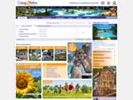 Camping vakantie met Camp2Relax luxe kamperen in stacaravans en bungalowtenten