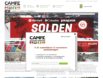 CAMPZ outdoor adventure l Online kampeerwinkel en outdoor winkel