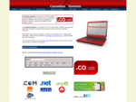 Canadian Domain - CIRA Certified . ca and . com Domain Registrar Canada