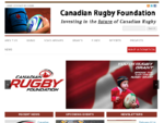 Canadian Rugby Foundation | Investing in the Future of Canadian Rugby