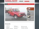 Web de coches de ocasión, coches de segunda mano, coches usados, coches seminuevos y coches de Km
