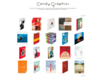 Candy Graphics portfolio