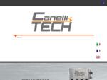 Canellitech macchine imbottigliamento semiautomatiche ed automatiche, sciacquatrice bottiglie, ...