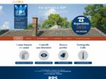 R. P. S. Tecnologie srl - canne fumarie - Milano - home - Visual site