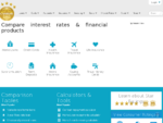 Compare Interest Rates, Home Loans, Credit Cards, Insurance, Savings Accounts - Canstar | Compa