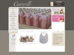 Doopsuiker Cantarelle cadeau voor geboorte, communie of verjaardag