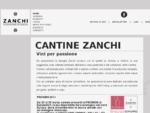 Sito ufficiale Azienda agricola Zanchi, Amelia, Umbria