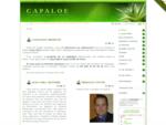 Produits Aloe Vera Capaloe - Achat et Vente Aloe Vera