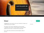 CapitalJazz. be | Live muziek voor al uw evenementen