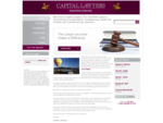 Welcome to Capital Lawyers | Canberra Lawyers | Conveyancing, Family Law, Criminal Law, Solicit
