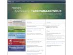 Tarkvara ja kodulehed - Piksel