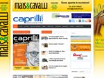 Caprilli. com eventi notizie informazioni lavoro meteo Pinerolo e valli